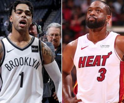 Nets lineup iffy for finale versus Heat in Dwyane Wade's last bow