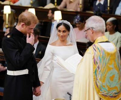 These Photos Of Meghan And Harry From Their Wedding Will Melt Your Heart