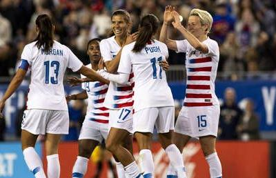 'Institutionalized gender discrimination': Entire US women's team sues US Soccer over pay gap