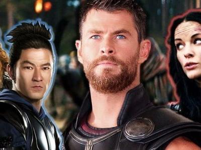 Thor: Ragnarok Will Reveal Fate of Sif & Warriors Three
