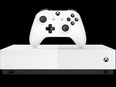 Xbox One S All-Digital Edition: Reaching gamers across more devices
