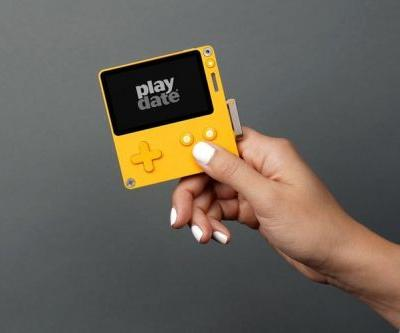 Playdate is a quirky new handheld console complete with crank handle