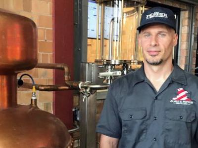 Caught In Tariff War, U.S. Distillers Fear Losing Out On Global Whiskey Boom