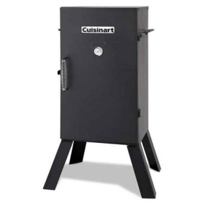 Cuisinart Vertical Electric Smoker Review & Giveaway