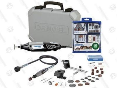 Prime Day Brought Out One of the Best Dremel Deals Ever