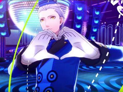 New trailer brings Theodore to Persona Dancing's expanding DLC catalogue