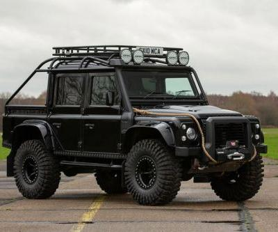 Seven of Drew Bowler's Famed Land Rover Defenders Are up for Auction