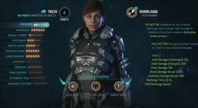 New Mass Effect: Andromeda Video Starts A Deep Dive On The Combat