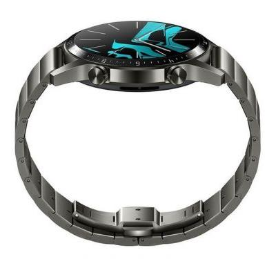 New set of Huawei Watch GT2 renders surface ahead of launch