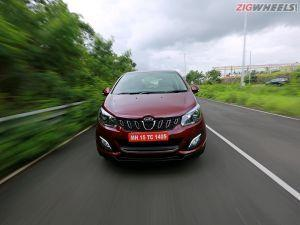 Mahindra Marazzo Review In Pictures