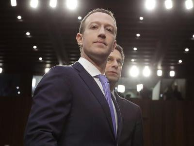 Mark Zuckerberg wrote 1,000 words defending Facebook, but the most interesting thing about it was where he published it