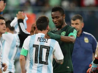 Mikel: I thought I had Messi at the fourth time of asking on World Cup stage