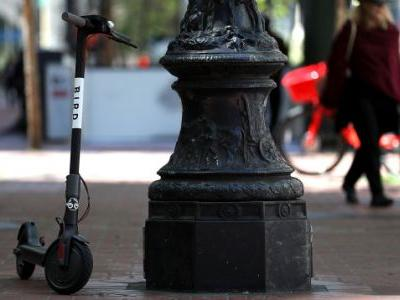 Bird Sues California City Over Ban of Motorized Scooters