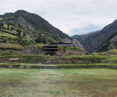 Robots help archaeologists to explore pre-Incan ruins in Peru