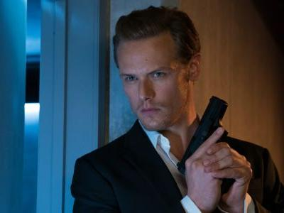 Sam Heughan Interview: The Spy Who Dumped Me