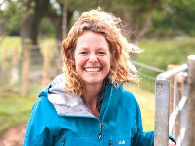 Kate Humble's 5 favourite spots for birdwatching in Wales