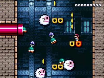 Sign me the heck up for Super Mario Maker 2
