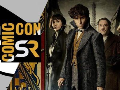 Fantastic Beasts: The Crimes Of Grindelwald Poster Teases Comic-Con Trailer