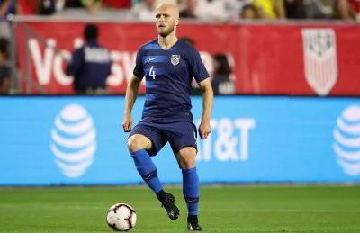 TFC's Michael Bradley back as U.S. captain for Gold Cup opener