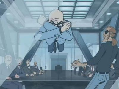 New Venture Bros. Trailer Is Confusing But Has David Bowie Music
