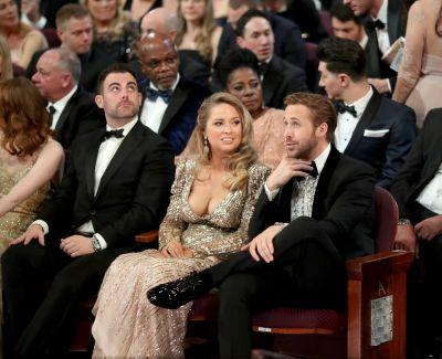 Who Was Ryan Gosling's Oscars Date? Find out Who He Brought Instead of Eva Mendes!