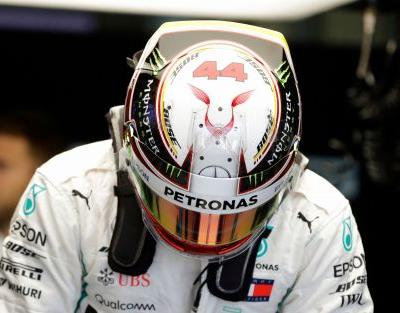 Hamilton fastest in 3rd practice at Russian GP