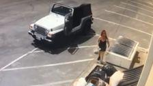 Woman Wanted For Tossing Bag Of Puppies Beside Coachella Dumpster