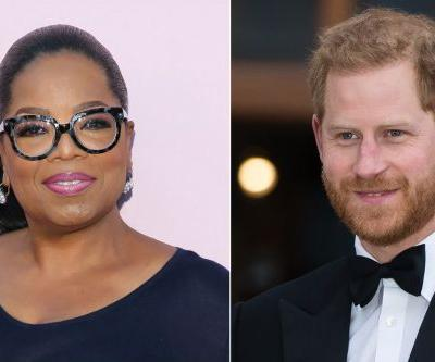 Oprah, Prince Harry team up for mental health series on Apple TV+