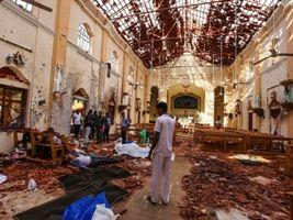 290 dead, 500 injured in serial bomb blasts in Sri Lanka, UK travel warning, 27 tourists killed