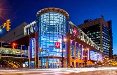 Winnipeg Jets' home arena to be renamed Canada Life Centre