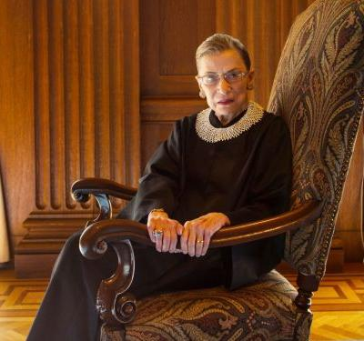Why Some Women Are Getting Tattoos Of Ruth Bader Ginsburg's Face