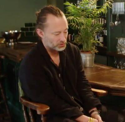 Watch Thom Yorke Talk New Album ANIMA In Zane Lowe Interview