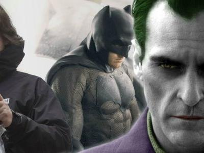 Rumor: The Batman Might Be Connected to DC's Joker Origin Movie