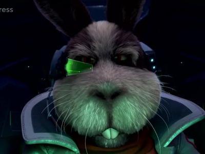 The entire Star Fox crew makes an appearance in this new Starlink trailer