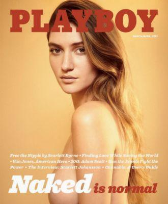"Playboy makes an editorial u-turn, brings nudity back because ""nudity isn't a problem"""