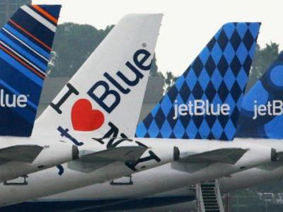 JetBlue Flight Delayed After Someone AirDropped an Image of a Bomb Vest
