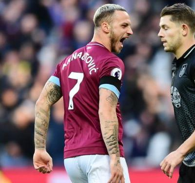 'Amazing' West Ham deserved Burnley win - Arnautovic