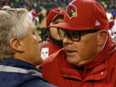 Bruce Arians says NFC West 'in great shape right now,' but doesn't miss tense rivalries