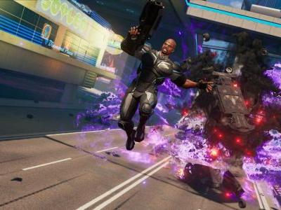Crackdown 3 Review - Layeth the Cracketh Down