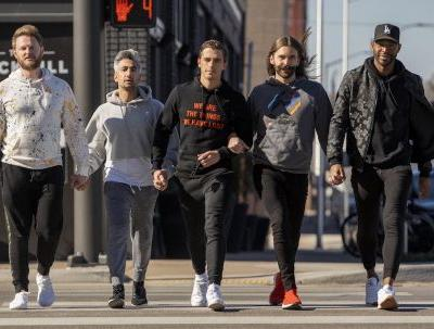 'Queer Eye' Seasons 4 & 5 Are Officially Happening & The Fab 5 Are Leaving The Midwest