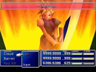 Final Fantasy VII updated to Version 1.01, music and cutscene issues fixed