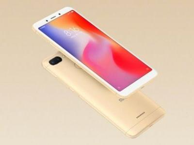 Xiaomi Redmi 6/6A bring face unlock and 18:9 displays to the entry-level segment