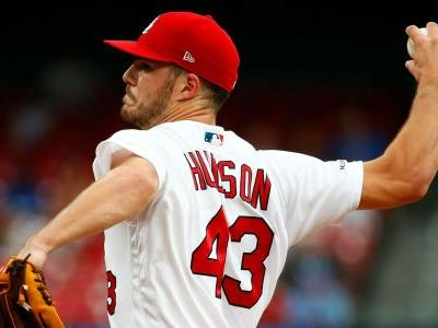MLB wrap: Cardinals take no-hit bid into 8th in win over Brewers