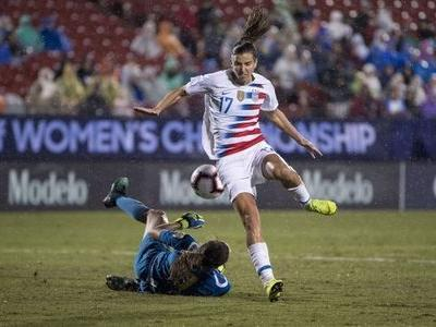U.S. women's soccer team routs Jamaica, seals World Cup berth