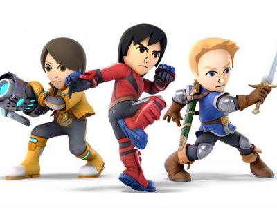 Nintendo basically confirms paid Mii Fighter outfit DLC for Smash Ultimate