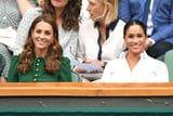 They're Back! Meghan and Kate Return to Wimbledon 1 Year After Their First Joint Outing