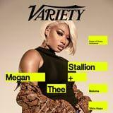 Megan Thee Stallion Dishes on Her Powerhouse Aura, Meeting Beyoncé, and Upcoming Projects