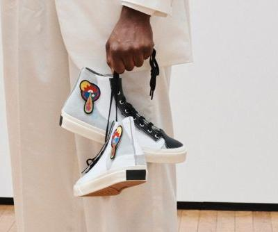 Byredo Showcases Basketball Sneaker at BYPRODUCT Vol. 1 SS20 Show