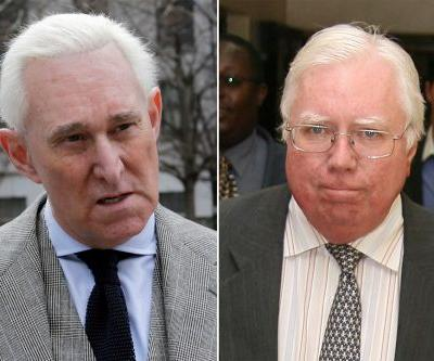 Roger Stone associate in plea talks with Mueller's team