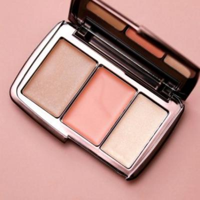 Crazy About Creams! Hourglass Illume Sheer Color Trio in Sunset
